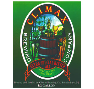 Climax Extra Special Bitter Ale